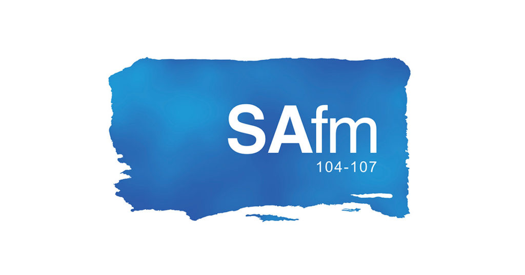 SA FM interview podcast
