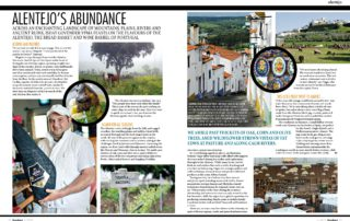 SAA Sawubona magazine