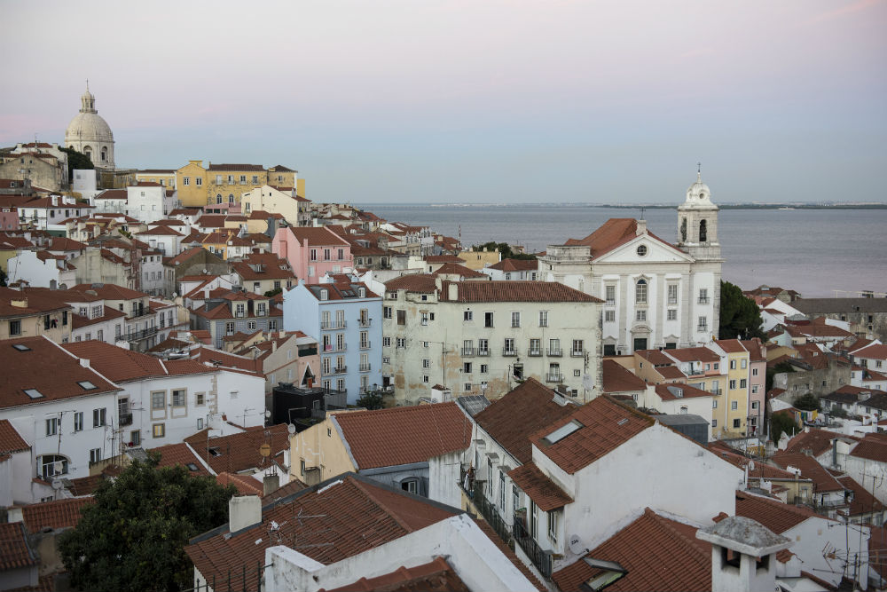 More tourists are flocking to Lisbon each year