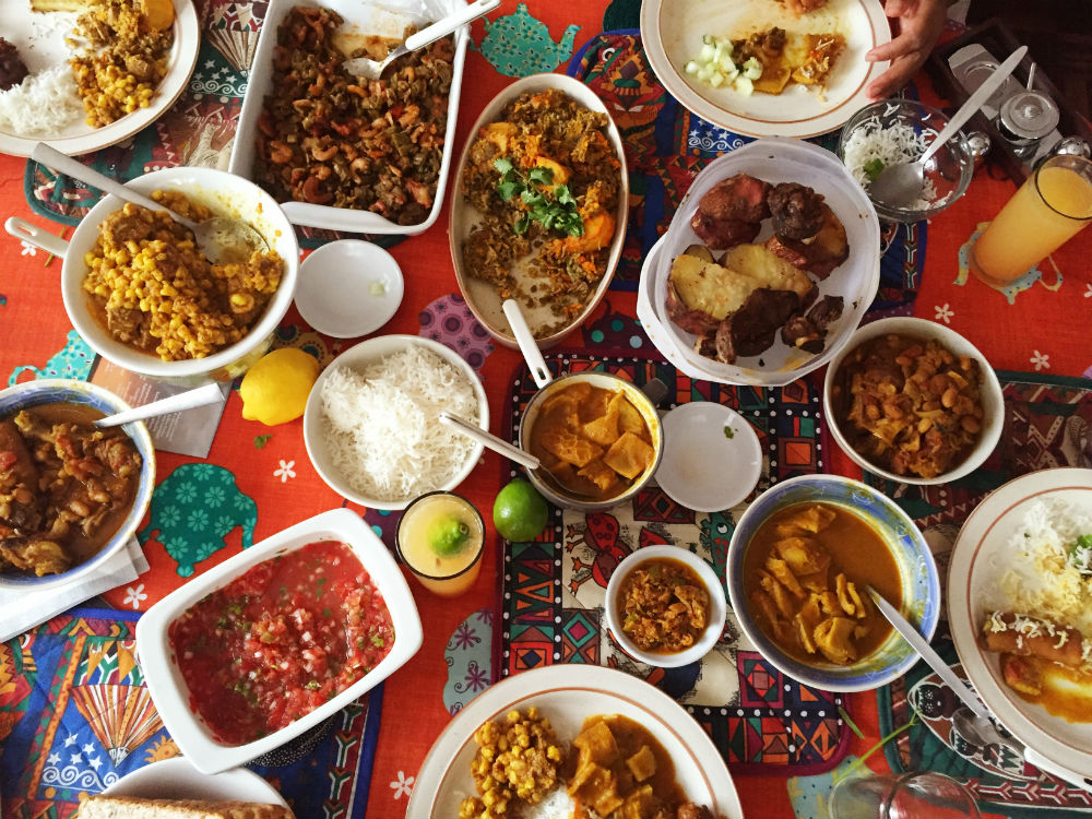 Fish curry, tripe curry, mutton curry, you name it, Durban's got it and it's all mouth-watering.